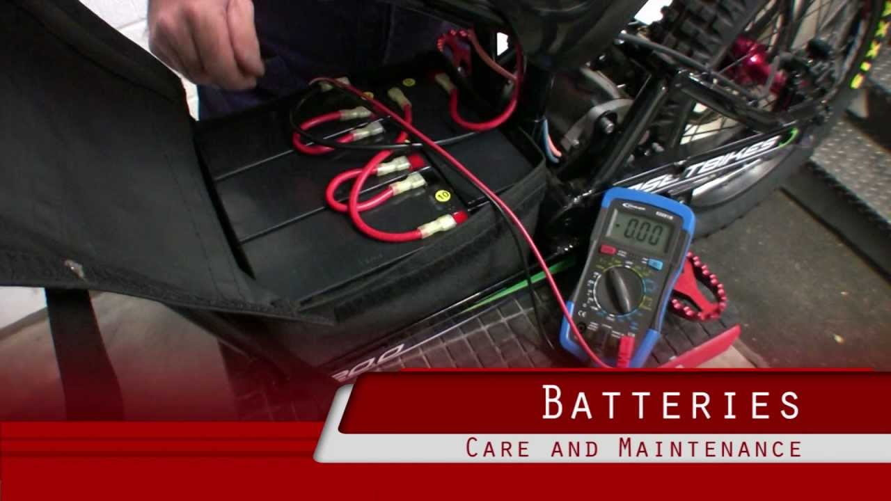 Oset Tech Guides Battery Care And Maintenance Youtube 36v Motorcycle Wiring Diagram