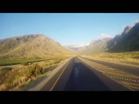 Trucking Thru South Africa . . . Going From Rawsonville To Paarl Via R101 (Gopro Hero 3+)