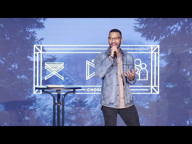 Chosen: Joseph | Marcus Thomas