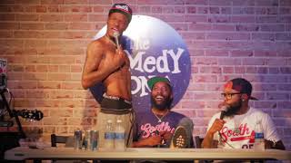 Video The 85 South Show Live Comedy Show in Greenville Part 2 w/ @kalousm @dcyoungfly & @chicobean download MP3, 3GP, MP4, WEBM, AVI, FLV Maret 2018