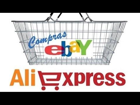 Compras en Ebay y Aliexpress