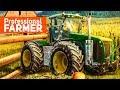 PROFESSIONAL FARMER: American Dream - der neue alte Landwirtschafts-Simulator?!
