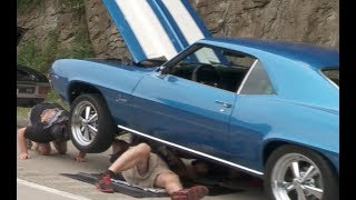 HOT ROD Power Tour 2014 Day 3: Breakdowns and Repairs on the Road