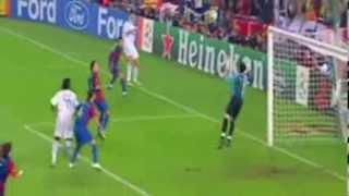 31.10.2006 FCバルセロナ vs FCチェルシー 2-2, UEFAチャンピオンズリー...
