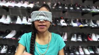 BABY KAELY SNEAKER GAMES EP.5 11YR OLD KID RAPPER