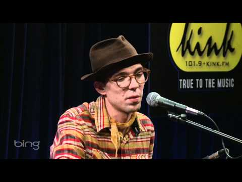 Justin Townes Earle - Interview (Bing Lounge)