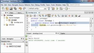 Video Java for the Absolute Beginner - #4 - Main Method and Basic Variables download MP3, 3GP, MP4, WEBM, AVI, FLV Oktober 2018