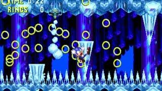 [TAS] Sonic 3 & Knuckles Pro Survivor in 10:34 [+Bonus Level]
