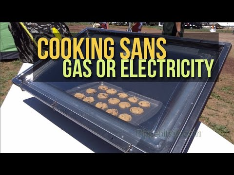 RV Cooking: Solavore Solar Ovens at Overland Expo 2016