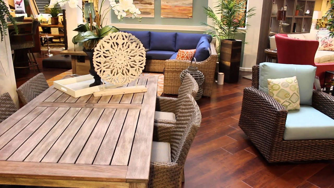 Outdoor Furniture Collection At Oskar Huber Furniture Design Youtube