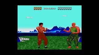 China Warrior game play