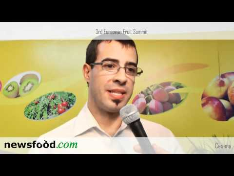 """3° European Fruit Summit. Sergio Marchesini, Project China: """"Come entrare nel mercato cinese"""""""
