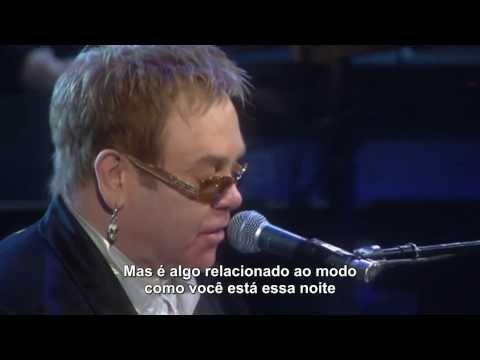 Elton john - You gotta love someone (tradução e legenda) Letra e tradução maravilhosa...éns Elton John!