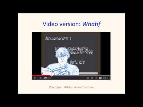 eSpark Learning: Comparing and Contrasting Reading Experience Instructional Video (6.RL.7) - By eSparkLearningVideos