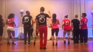 Bachata with Merengue Primer