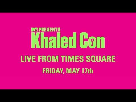 MTV Presents: Khaled-con   MTV International