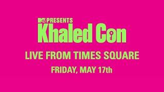 MTV Presents: Khaled-con LIVE | MTV International