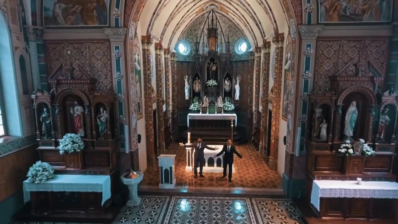 Alvaro E Daniel Aleluia Hallelujah Sertanejo Catolico Youtube