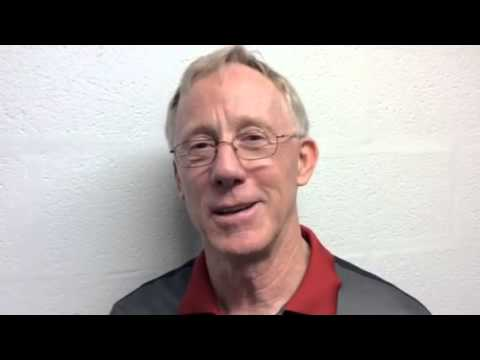 Stanford coach John Dunning on the weekend at Penn State