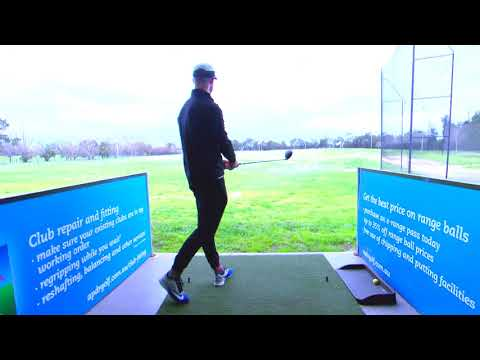 Jack Riewoldt talks about his passion for golf