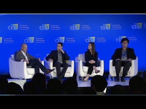 The Future of News with Ben Shapiro, Eric Weinstein, and Sara Fischer - CES 2018