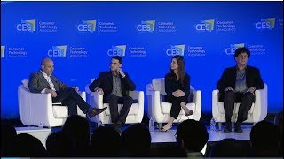 The Future of News with Ben Shapiro, Eric Weinstein, and Sara Fischer - CES 2018