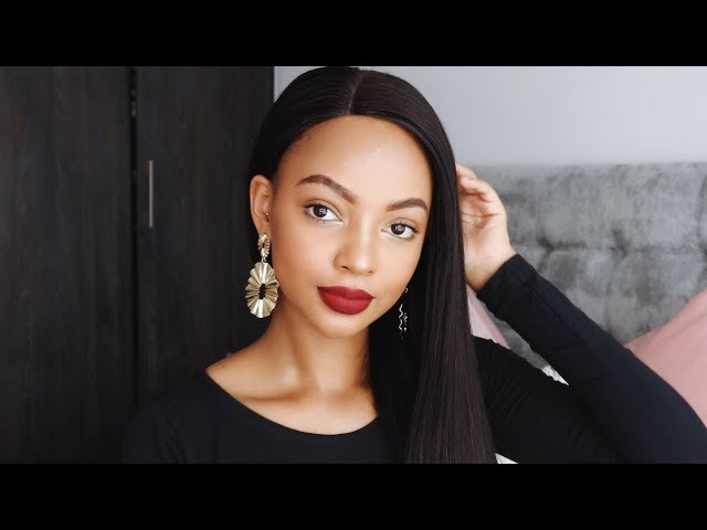 GRWM: My Makeup Essentials | MIHLALI N