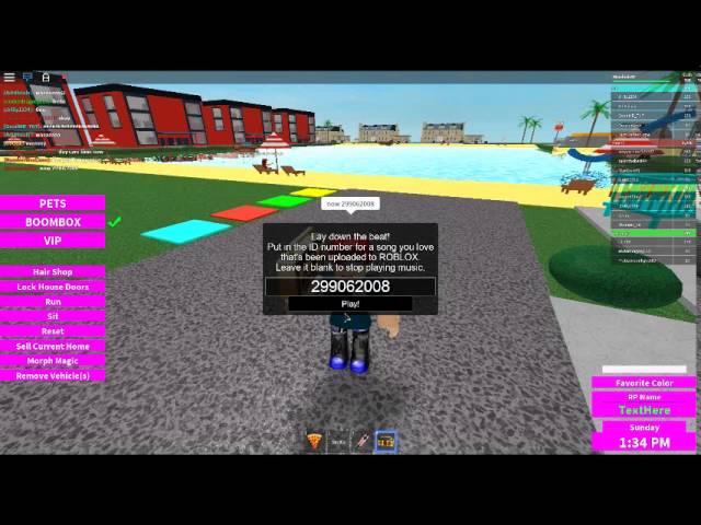 Roblox loud songs codes!!! in the description (WARNING ...