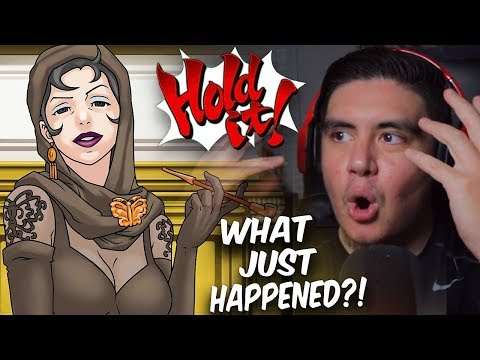 THIS GIRL LITERALLY BROUGHT OUT THE MAFIA ON US | Phoenix Wright: Ace Attorney [10]