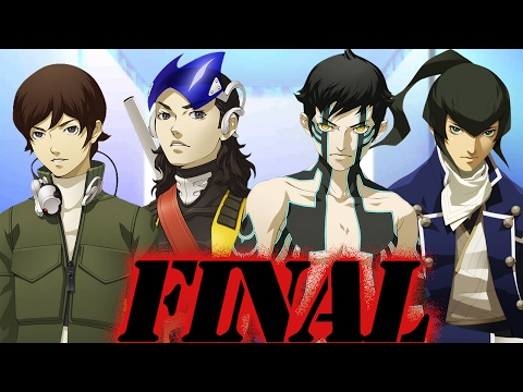 Shin Megami Tensei IV: Apocalypse - Part 51 - Messiahs in the Diamond Realm