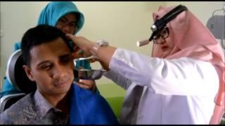 Video Anamnesis pada Ilmu Kesehatan Telinga, Hidung, Tenggorok, Bedah Kepala Leher diperuntukan untu.