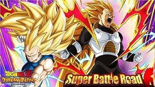 BEST UR CHARACTERS! XENO SSJ3 VEGETA & GOKU SUPER BATTLE ROAD: DBZ Dokkan Battle