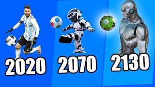 ¿Como serán los Mundiales del Futuro?