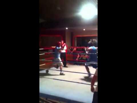 Magee vs mc Cloc charity fight