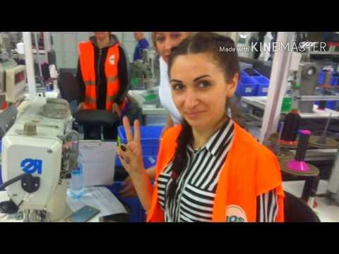 Швейная фабрика , приглашаем швей на работу  в Чехию! - Aerojobs