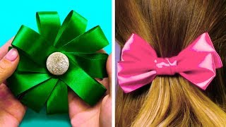 23 BEAUTIFUL AND EASY DIY BOWS