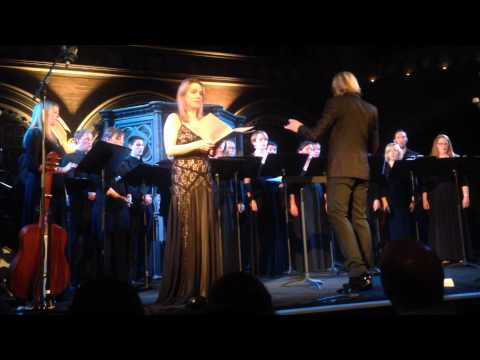 Eric Whitacre reimagines NIN's Hurt live at The Union Chapel