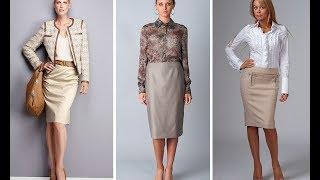 Теперь я в поиске платья, как в № 7! 12 модных образов в бежевом цвете