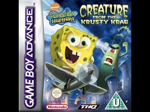 SpongeBob SquarePants: Creature from the Krusty Krab (GBA) Longplay [174]