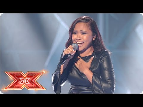 Is this Wildcard Alisah Bonaobra's time to shine? | Live Shows | The X Factor 2017