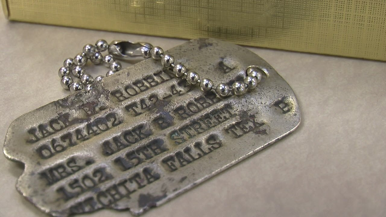How To Make Military Dog Tags