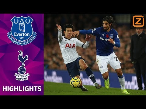 HORRORBLESSURE ANDRÉ GOMES 😰 | Everton vs Tottenham | Premier League 2019/20 | Samenvatting