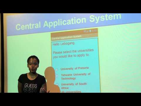 Amicable Coders-South Africa-High school-Business pitch