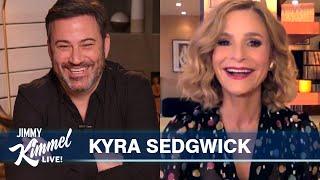Kevin Bacon Gave Kyra Sedgwick a Quarantine Bikini Wax