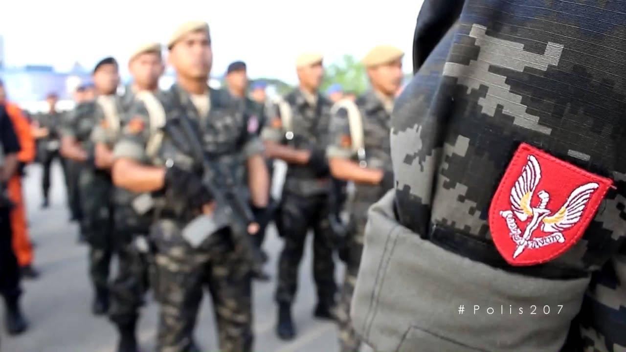 Teaser Majlis Perbarisan Sempena Memperingati Hari Polis