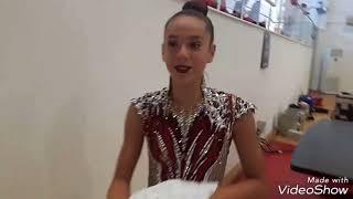 Antalya.da 4 sporcum ile Ritmik cimnastik 2017 sezonun son Yarışması Federasyon Kupasındayız😍