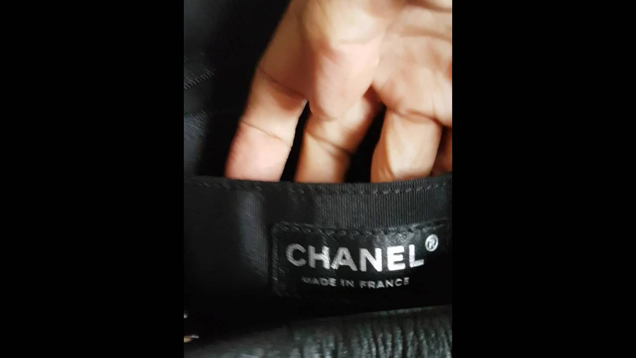 989d2433ee64 Chanel Drawstring Bag Paris in Rome 2016 Unboxing - YouTube
