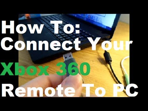 How do I connect my Xbox to my computer?