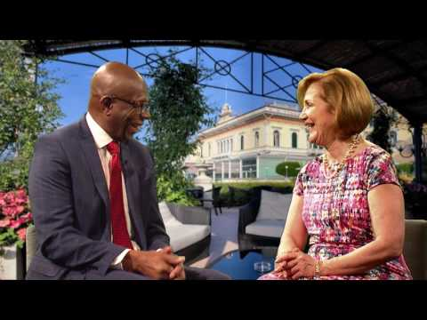GlobeTrotter Jon Haggins TV Talks Lake Como & Victoria Cruise