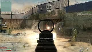 Call of Duty: Modern Warfare 3 GAMEPLAY COD MW3 PC Multiplayer